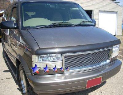 GMC Safari 1995-2005 Aluminum Billet Grille Insert