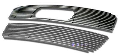 Audi Q7 2007-2012 Aluminum Billet Grille Insert