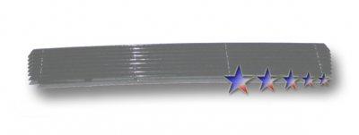 Toyota 4Runner 2010-2012 Black Aluminum Lower Bumper Billet Grille Insert