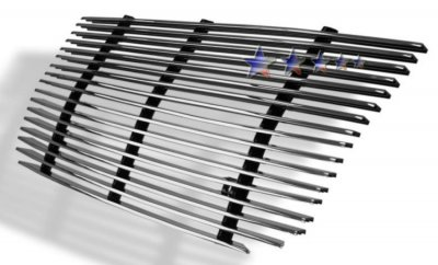 GMC Envoy 2001-2009 Aluminum Billet Grille Insert