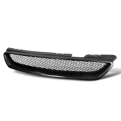 Honda Accord Coupe 1998-2002 Carbon Fiber Grille