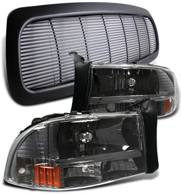 N N on 2003 Dodge Dakota Fog Light