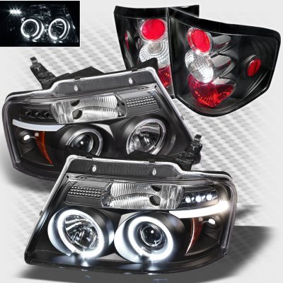 ford f150 exterior ford f150 lighting ford f150 headlights ford f150. Black Bedroom Furniture Sets. Home Design Ideas