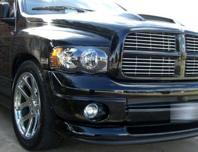 Dodge Ram 3500 2003 2005 Black Headlights And Tail Lights