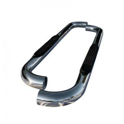 Ford Bronco 1980 1996 Nerf Bars Stainless Steel