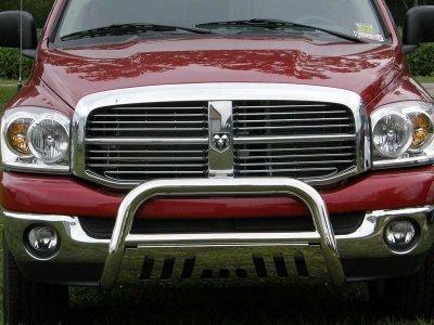 Dodge Ram 1500 2009-2018 Bull Bar Stainless Steel