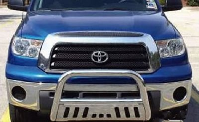 Toyota Tundra 2000-2006 Bull Bar Stainless Steel