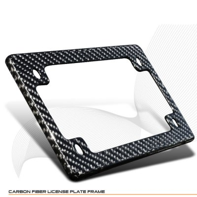 NRG Carbon Fiber Painted Motorcycle License Plate Frame  sc 1 st  TopGearAutosport.com & NRG Carbon Fiber Painted Motorcycle License Plate Frame ...
