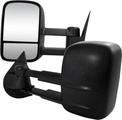 Chevy Suburban 2007-2014 Towing Mirrors Power Heated