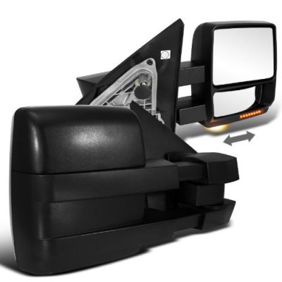 Ford F150 2009 2012 Towing Mirrors Memory Power Heated Led
