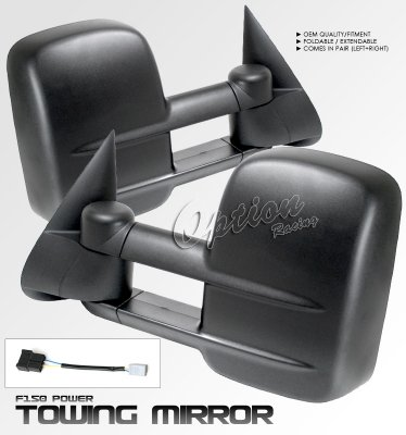 Ford F150 1997-2003 Towing Mirrors Power