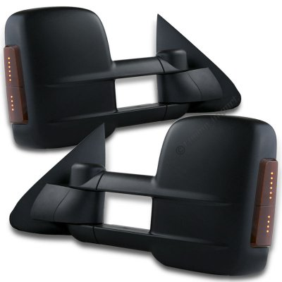 Ford F Towing Mirrors Manual Led Signal