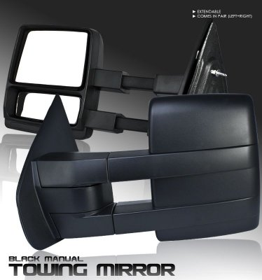 Ford F150 2004-2012 Towing Mirrors Manual