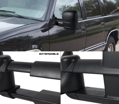 Chevy Silverado 1994 1998 Towing Mirrors Manual
