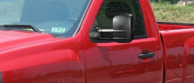 Chevy Silverado 2007 2013 Towing Mirrors Power Heated