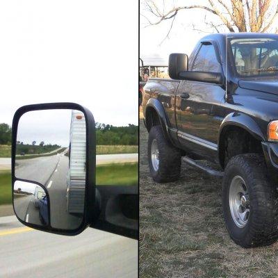 Dodge Ram 3500 2003 2009 Towing Mirrors Manual