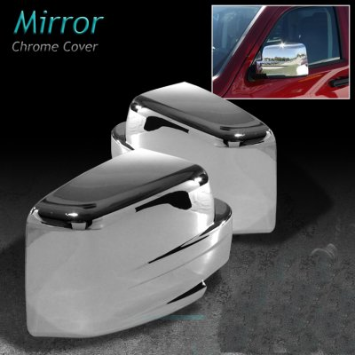 Jeep Patriot 2007 2011 Chrome Side Mirror Covers