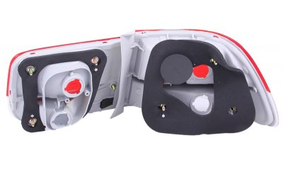 Honda Civic 1996-2000 Coupe Replacement Tail Lights