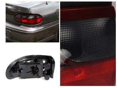 Chevy Malibu 1997-2003 Custom Tail Lights Red and Smoked