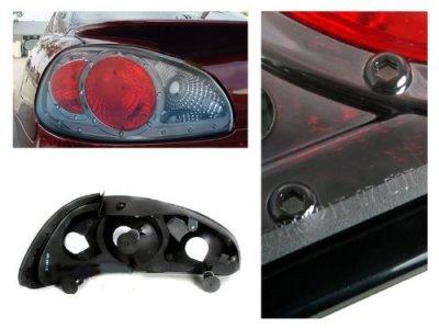 Pontiac Grand Prix 1997-2003 Smoked Custom Tail Lights