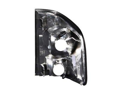 Chevy S10 1994-2004 Black Smoked Custom Tail Lights