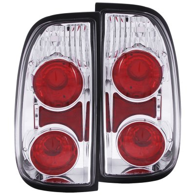 2001 Toyota Tundra Chrome Custom Tail Lights