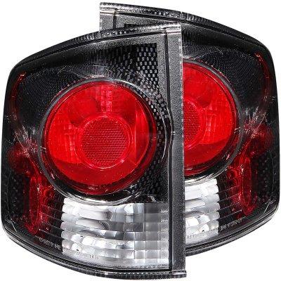 Chevy S10 1994-2004 Carbon Fiber Custom Tail Lights