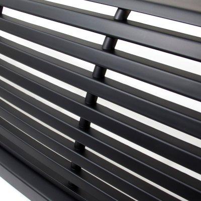 Chevy Silverado 2500HD 2003-2004 Black Billet Grille