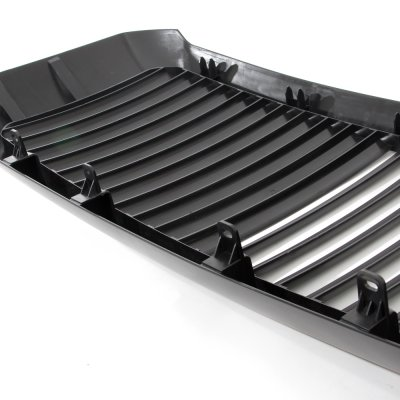 Ford F250 Super Duty 2011-2015 Grille Black Vertical Bars